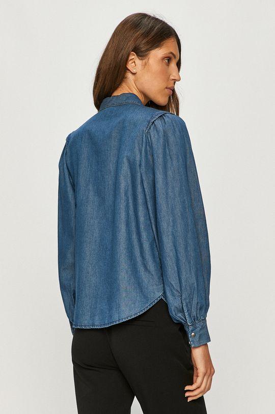 modrá Jacqueline de Yong - Rifľová košeľa