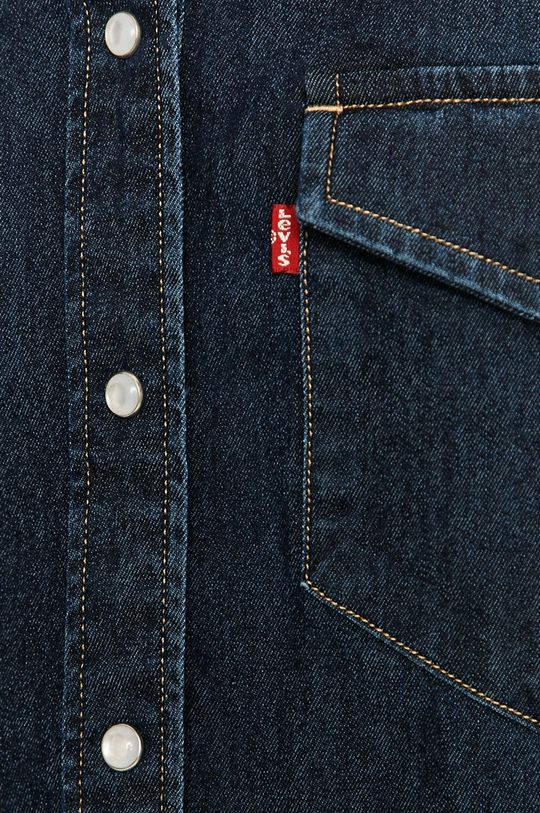 Levi's - Camasa jeans bleumarin