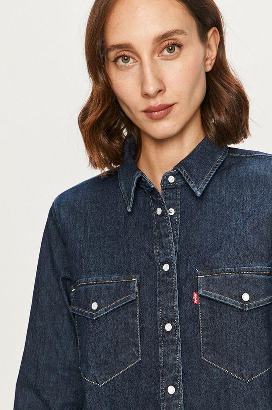 Levi's - Camasa jeans De femei