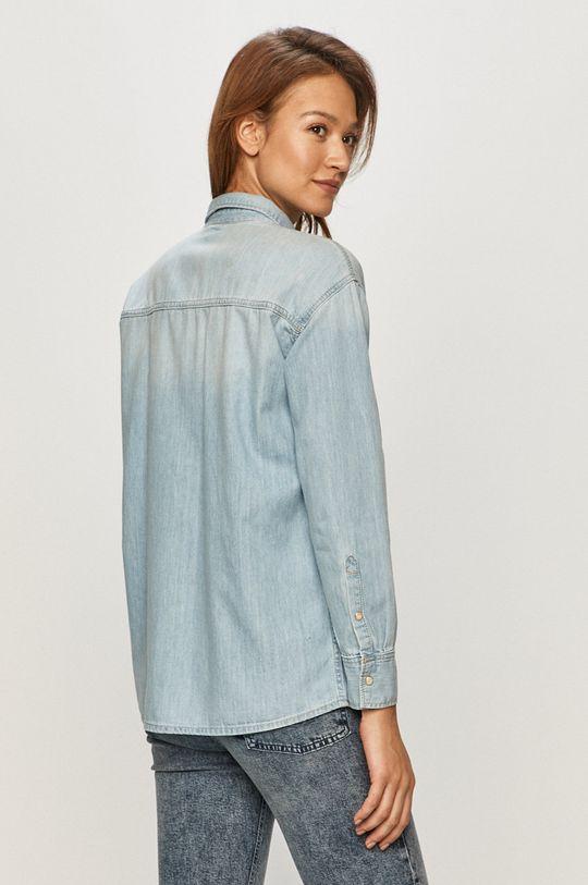 modrá Mustang - Džínová košile