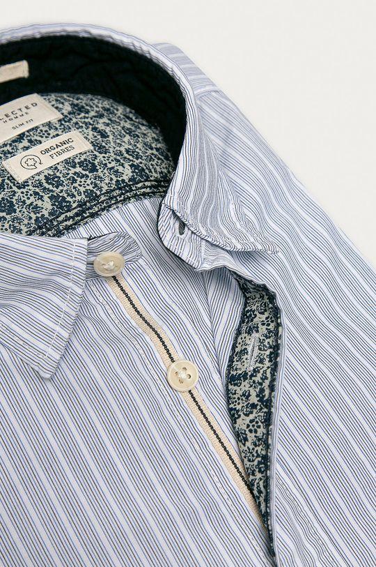 Selected - Koszula niebieski