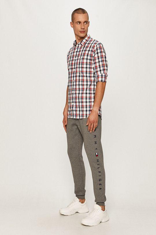 Tommy Jeans - Košeľa  100% Bavlna