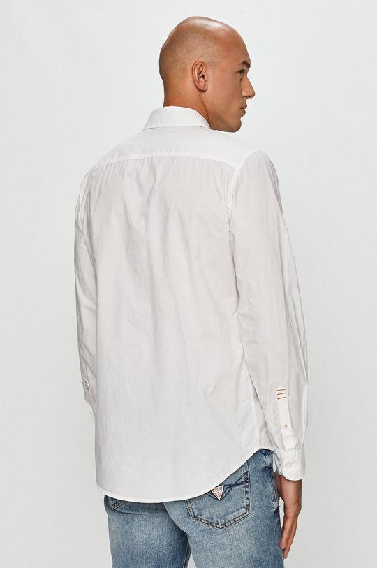 biela Desigual - Bavlnená košeľa