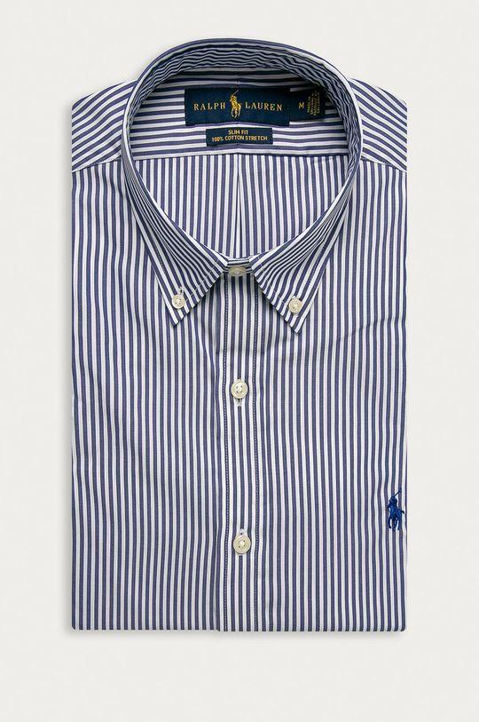 viacfarebná Polo Ralph Lauren - Bavlnená košeľa Pánsky
