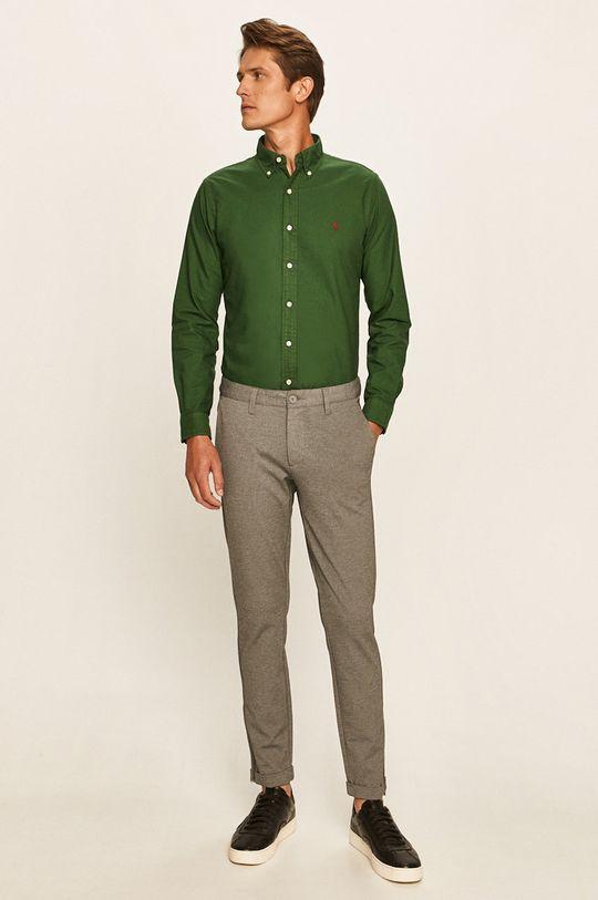 Polo Ralph Lauren - Košeľa zelená