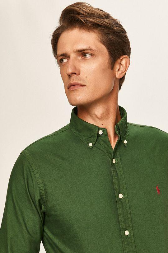 zelená Polo Ralph Lauren - Košeľa