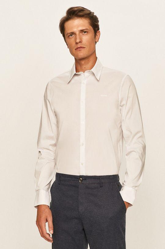 biały Guess Jeans - Koszula