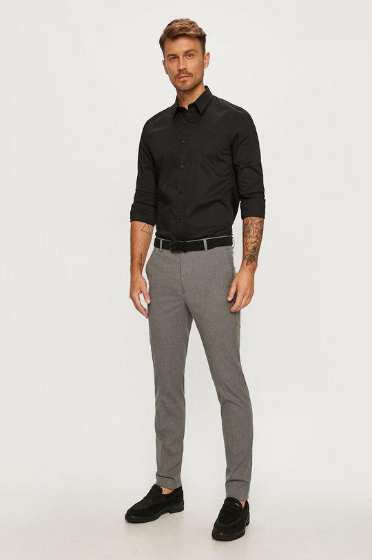 černá Guess Jeans - Košile