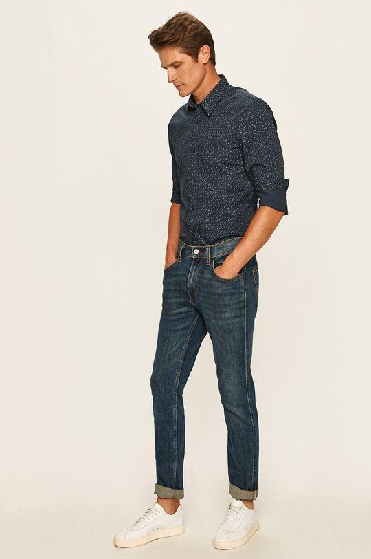 Guess Jeans - Koszula 98 % Bawełna, 2 % Elastan