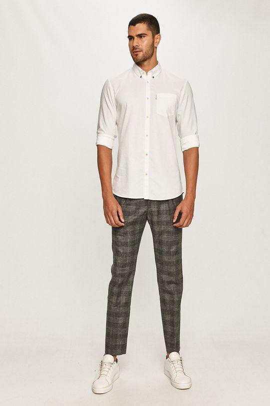 biela Guess Jeans - Košeľa