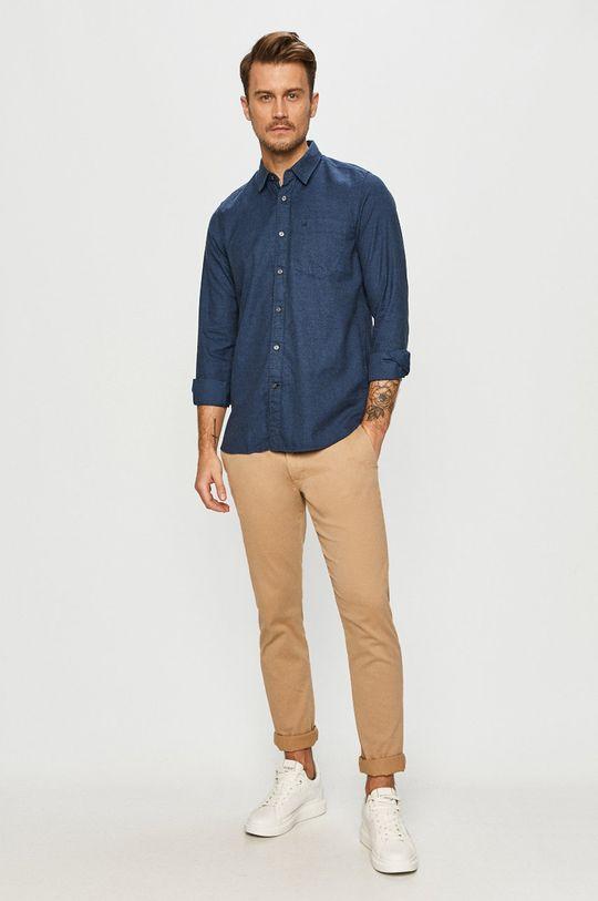 Calvin Klein - Bavlnená košeľa  100% Bavlna
