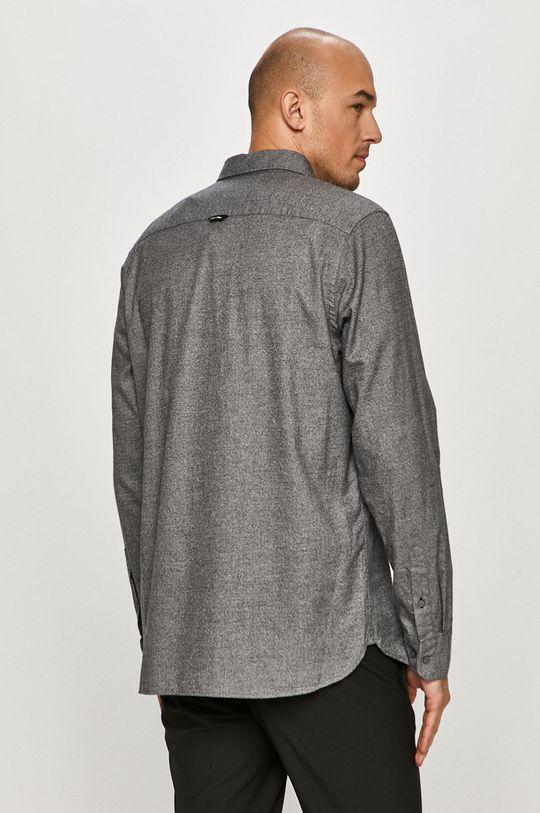 szary Calvin Klein - Koszula bawełniana