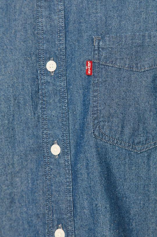 Levi's - Džínová košile modrá