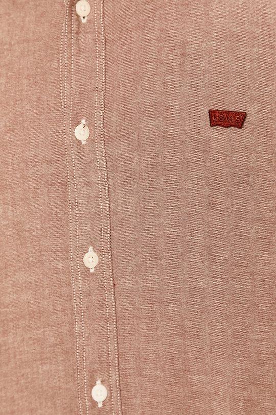 Levi's - Košile fialovo-růžová