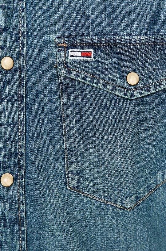 Tommy Jeans - Camasa albastru