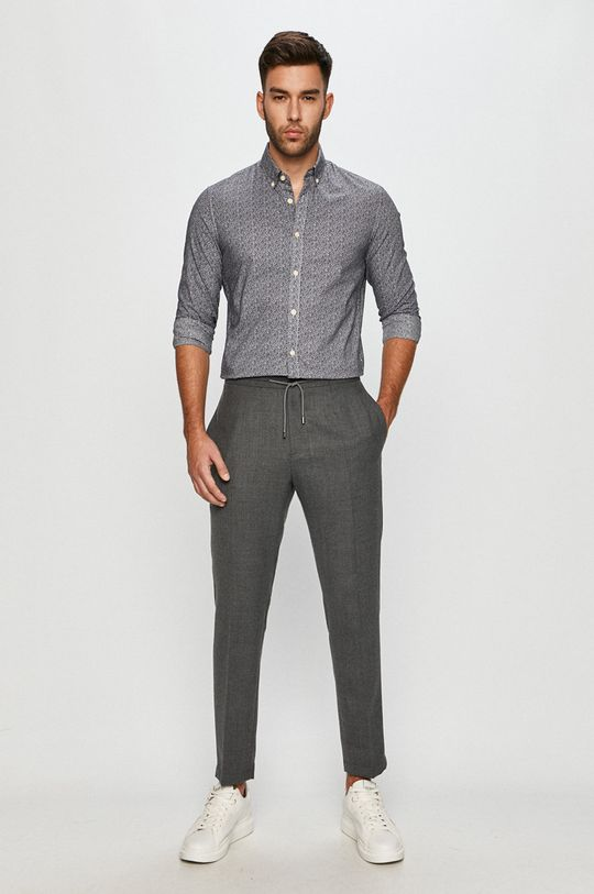 Pepe Jeans - Bavlněné tričko Bastford  100% Bavlna