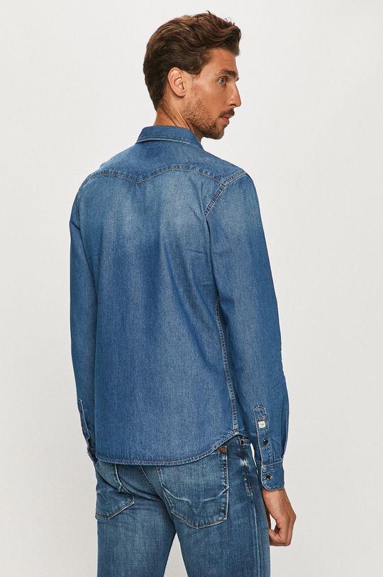 Pepe Jeans - Džínová košile Noah  100% Bavlna