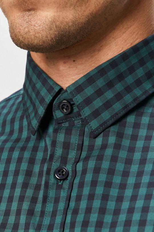 Tom Tailor Denim - Košeľa zelená