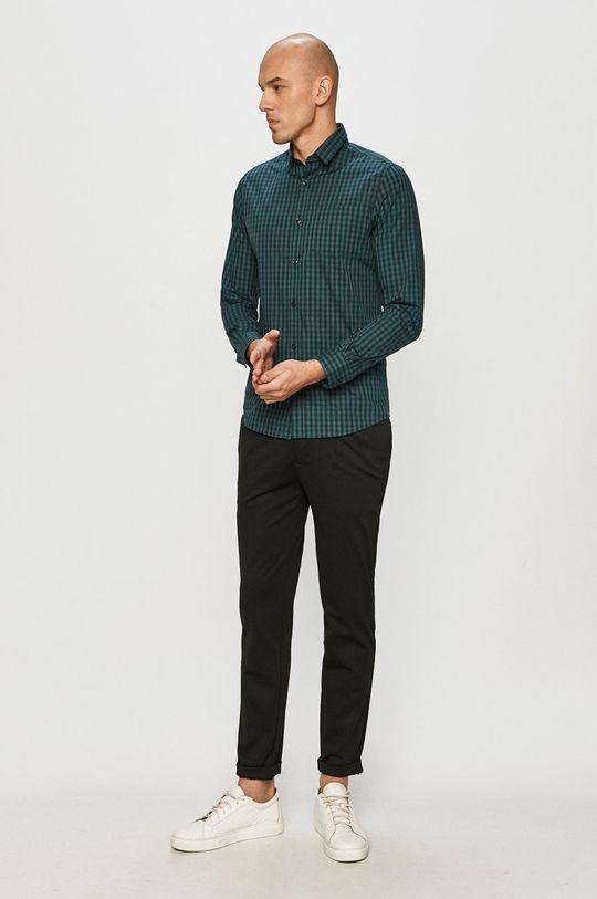 Tom Tailor Denim - Košeľa  98% Bavlna, 2% Elastan