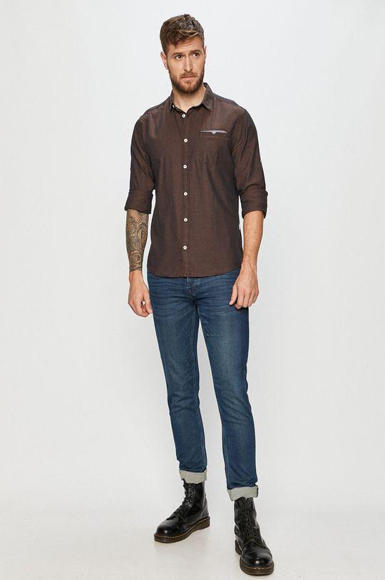 Tom Tailor Denim - Bavlnená košeľa  100% Bavlna