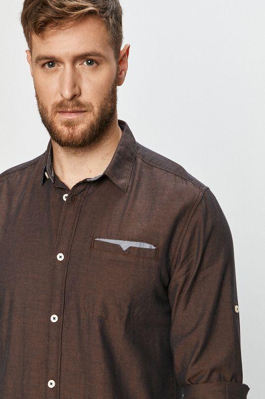 Tom Tailor Denim - Bavlnená košeľa Pánsky