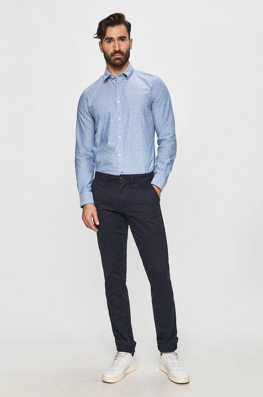 Pepe Jeans - Bavlněné tričko Egleton  100% Bavlna