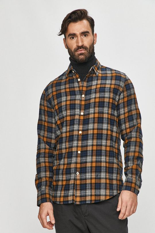 Pepe Jeans - Koszula bawełniana Telford Męski