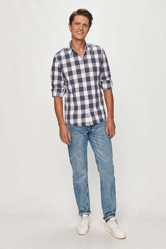 Pepe Jeans - Koszula bawełniana Enfield 100 % Bawełna