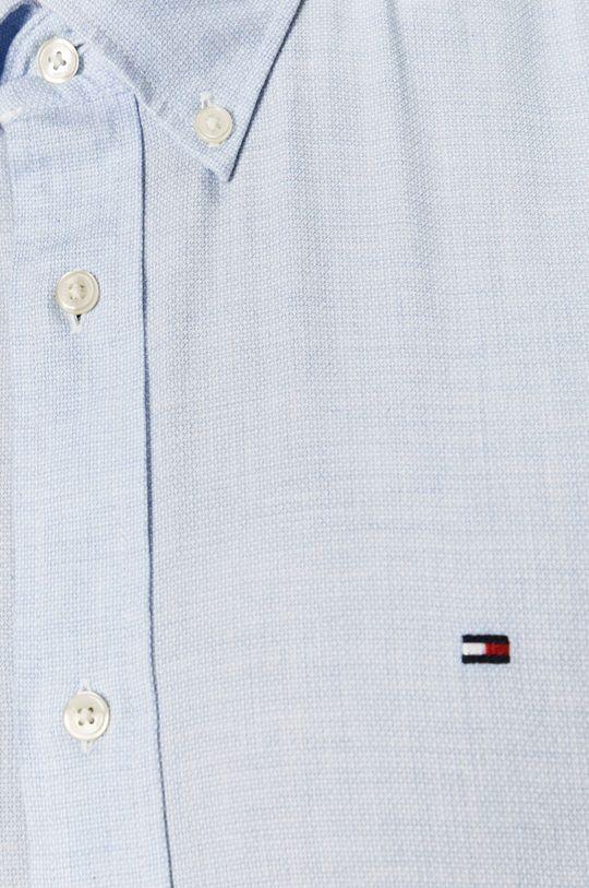 Tommy Hilfiger - Koszula bawełniana blady niebieski