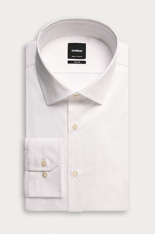 bílá Strellson - Košile Pánský