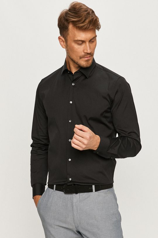 Strellson - Koszula czarny
