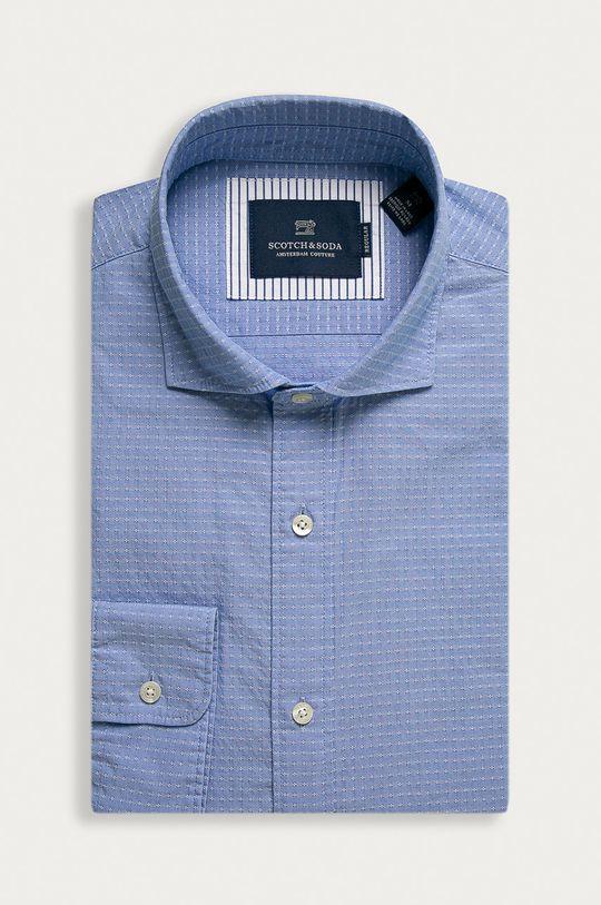 albastru Scotch & Soda - Camasa De bărbați