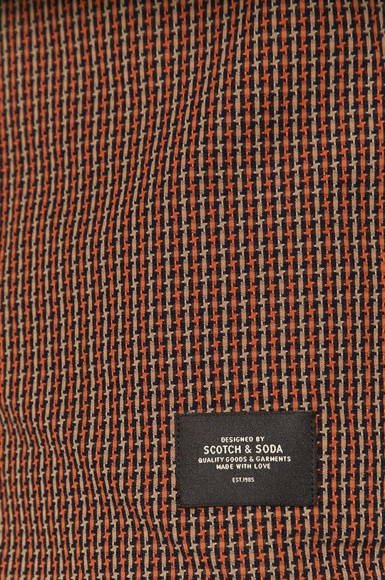 Scotch & Soda - Camasa din bumbac  100% Bumbac