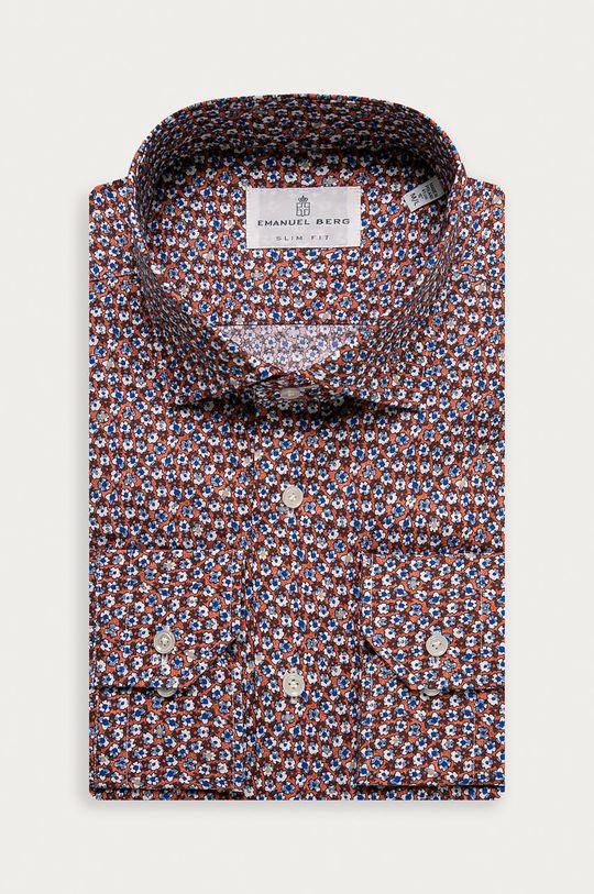 viacfarebná Emanuel Berg - Košeľa Pánsky