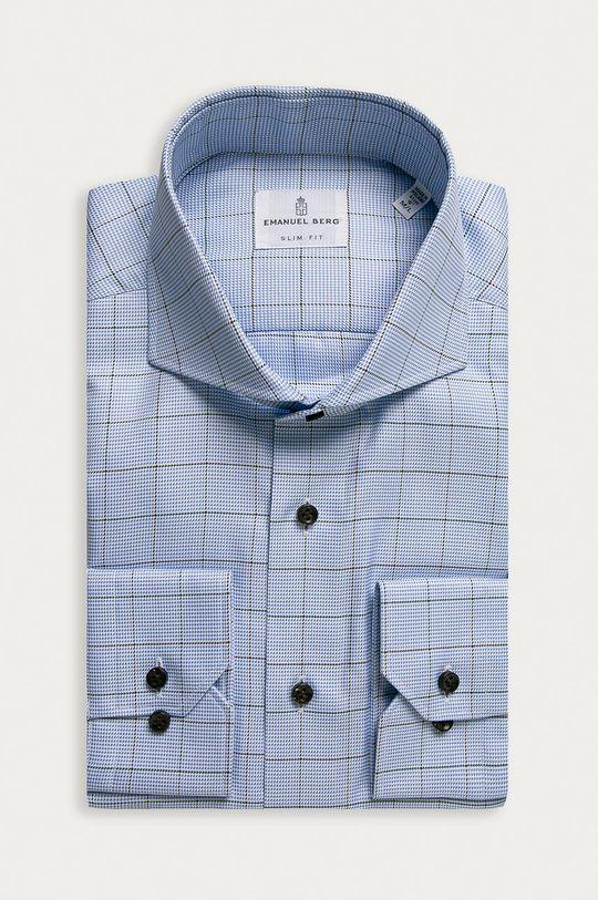albastru deschis Emanuel Berg - Camasa De bărbați