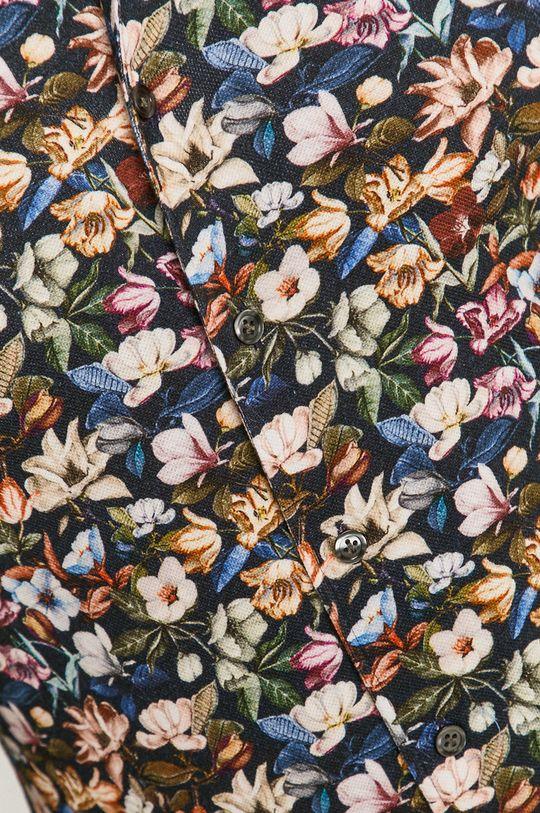 Emanuel Berg - Koszula bawełniana multicolor