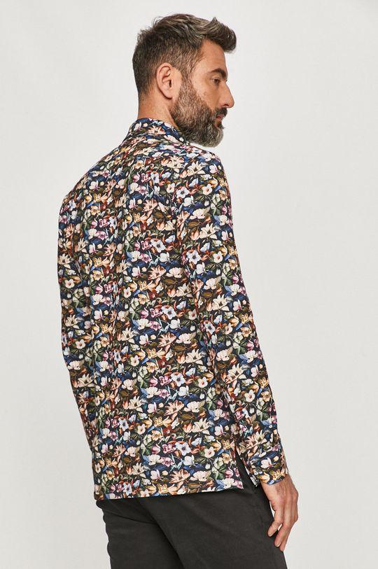 multicolor Emanuel Berg - Koszula bawełniana