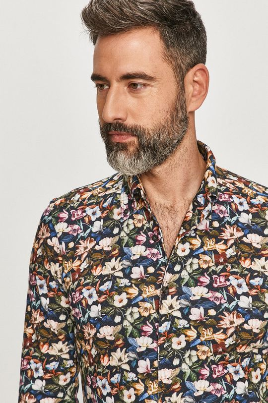 Emanuel Berg - Koszula bawełniana Męski