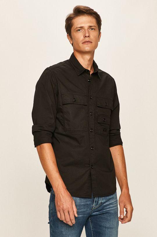 černá Diesel - Košile Pánský