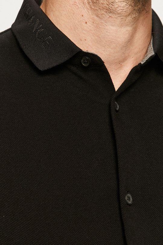 Armani Exchange - Košeľa čierna