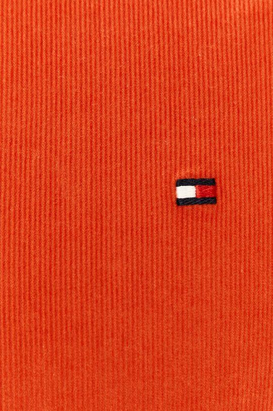 Tommy Hilfiger - Košeľa oranžová