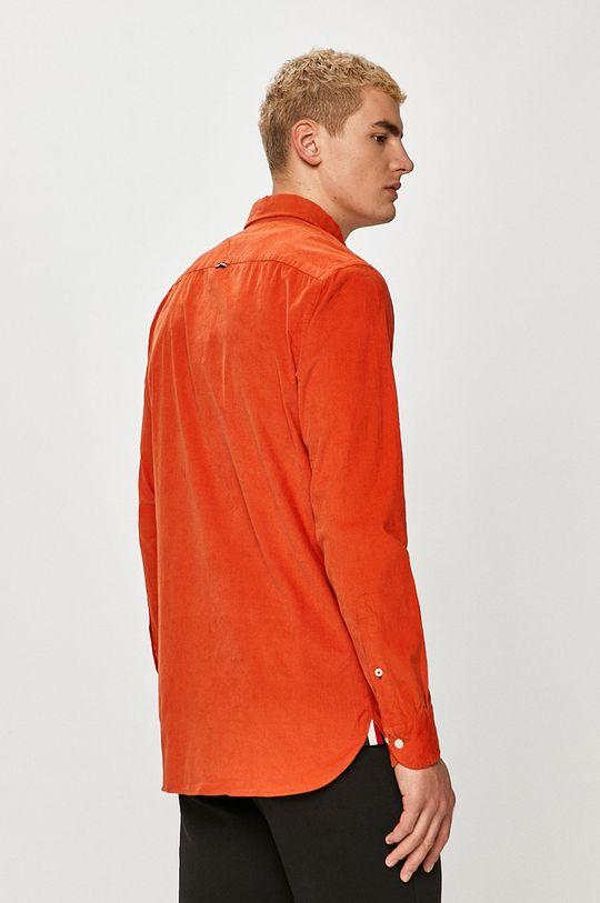oranžová Tommy Hilfiger - Košeľa