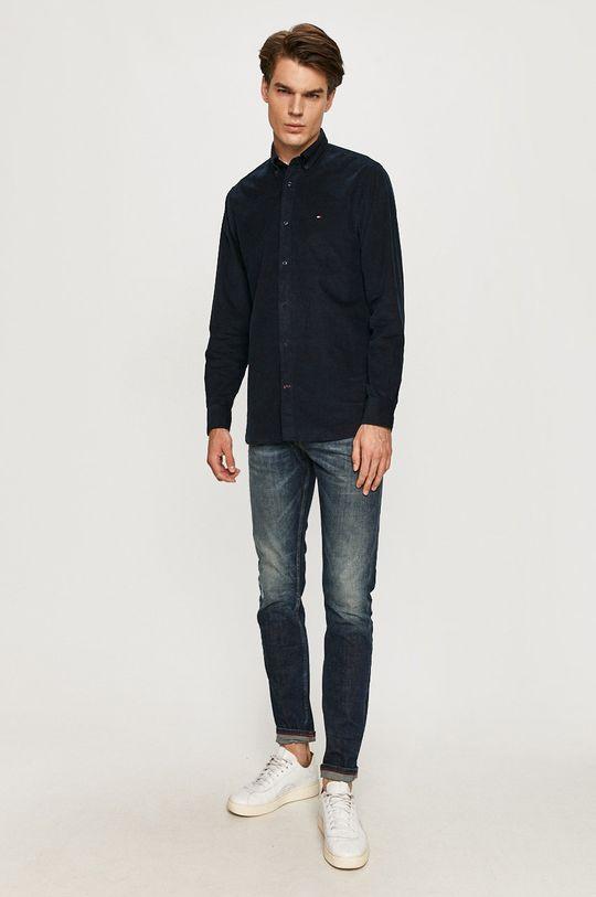Tommy Hilfiger - Koszula 98 % Bawełna, 2 % Elastan