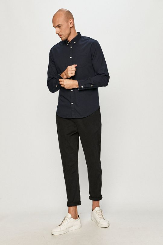 Tom Tailor Denim - Koszula bawełniana 100 % Bawełna