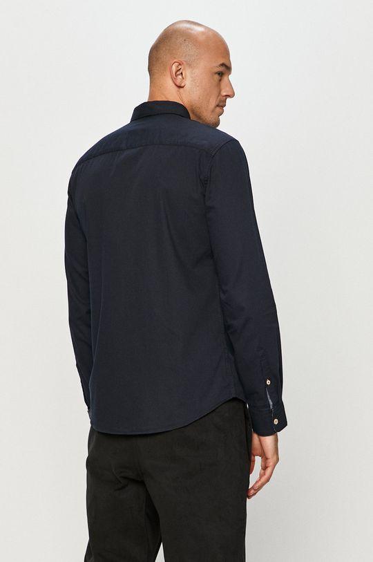 granatowy Tom Tailor Denim - Koszula bawełniana