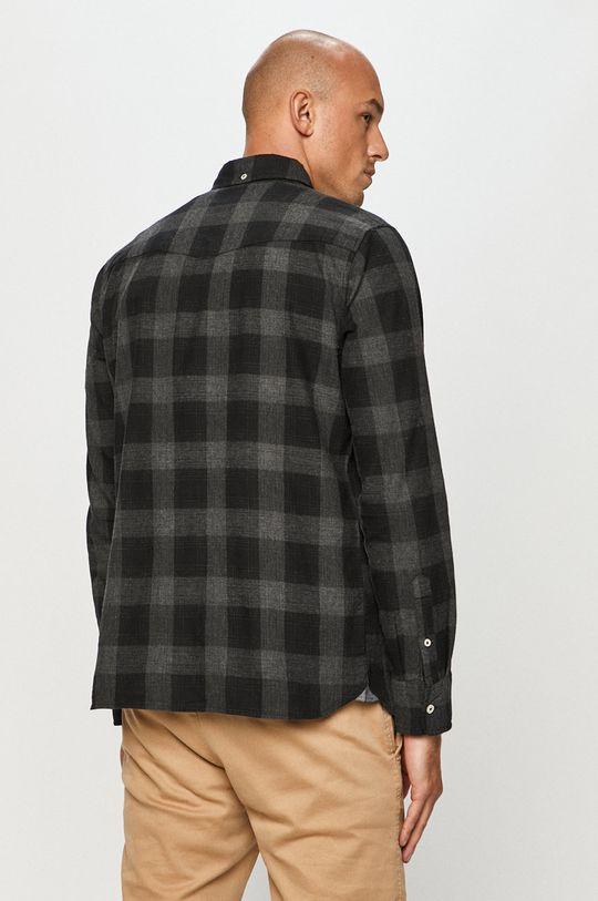 černá Mustang - Bavlněné tričko