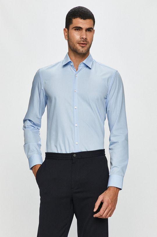 Hugo - Koszula blady niebieski