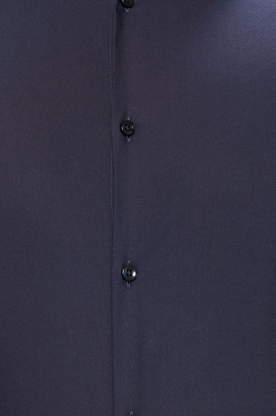 Hugo - Koszula granatowy