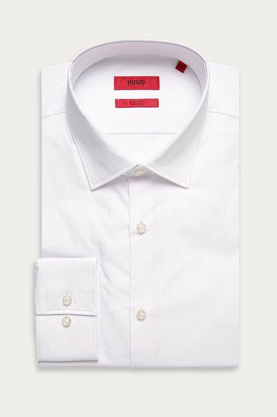 biela Hugo - Košeľa Pánsky