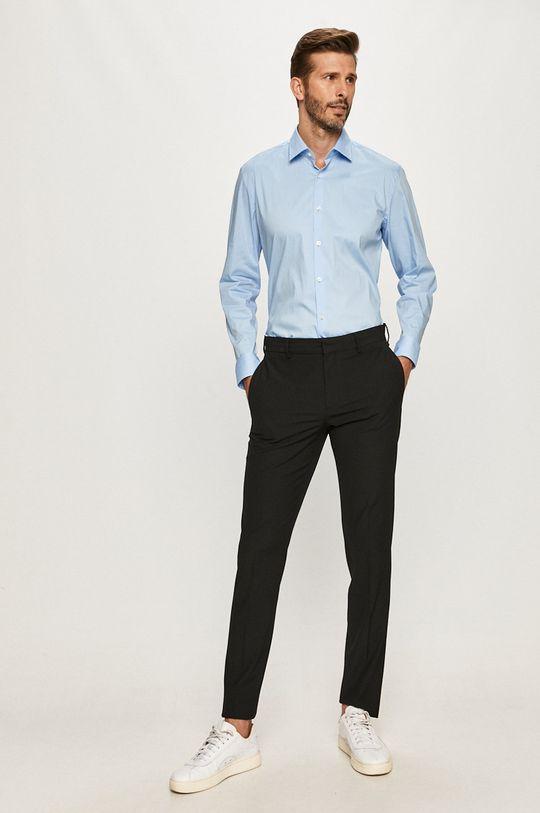 Hugo - Košile  75% Bavlna, 5% Elastan, 20% Polyamid